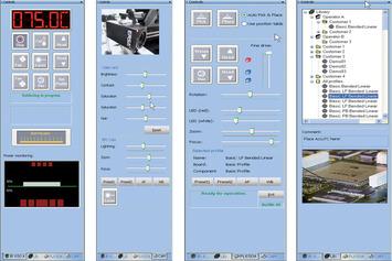 Os vários módulos funcionais nos sistemas de retrabalho ERSA rodam no IRSoft
