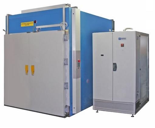 Câmara de Teste UV 16m3