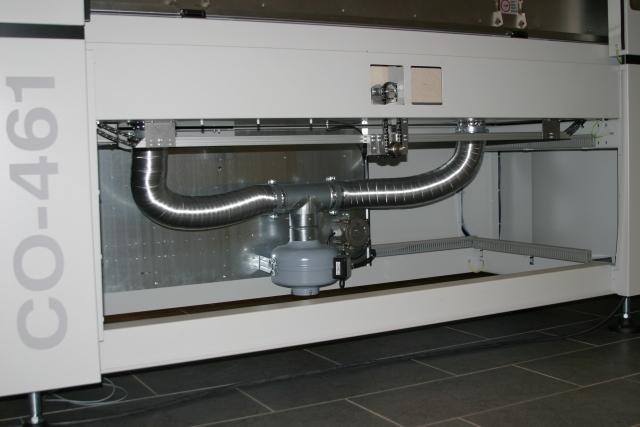 CURANO - Câmara pressurizada