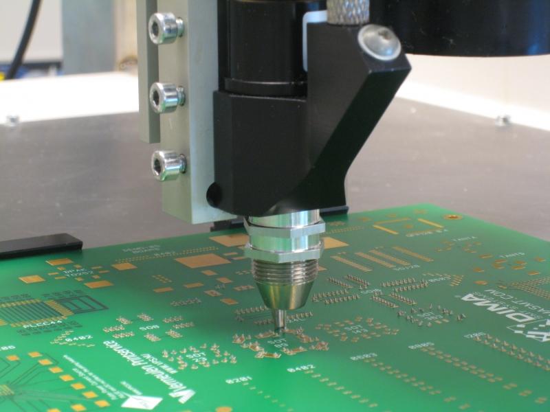 DD-500 - Cabeça de aplicação