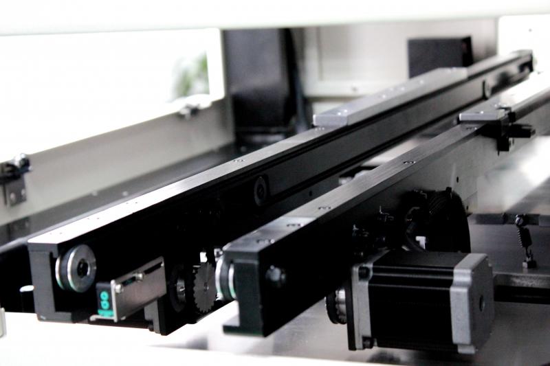 SP800 - Sistema de fixação deslizante