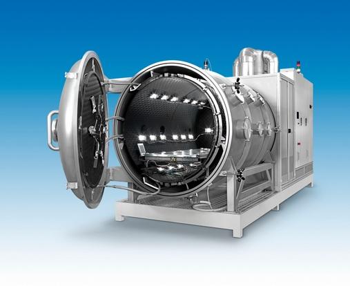 Alto Vácuo HVT 4500-130 150 MC LNS2